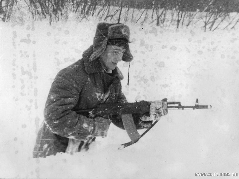 1983-85г. УП. старшина 1-й УЗ с-т Шмытов Ю.
