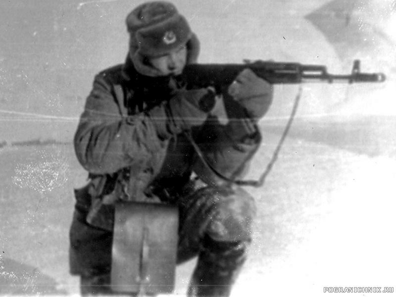 1983-85г. УП, мл.с-т Кочкин И.