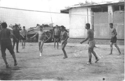 Кайсар лето 1983