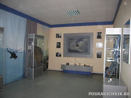 Музейная экспозиция Л.С. Константинова