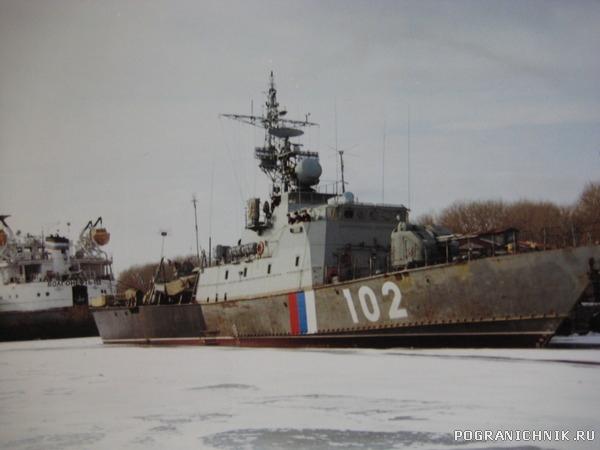 Астрахань зима 1999 г