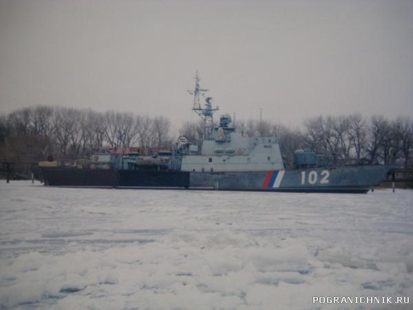 Астраханская бригада 1999г