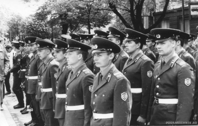 Клайпеда День победы 1990