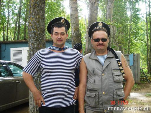 День ВМФ, Нефтекамск(Башкирия) 2006 год.