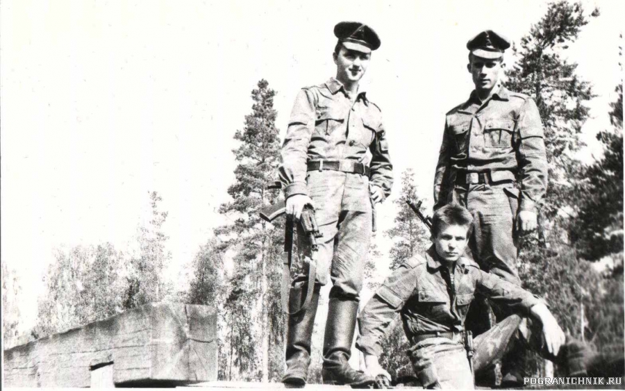 Суоярви. ВЕНТА 84-86