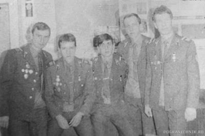 1983-85.отд Ванино