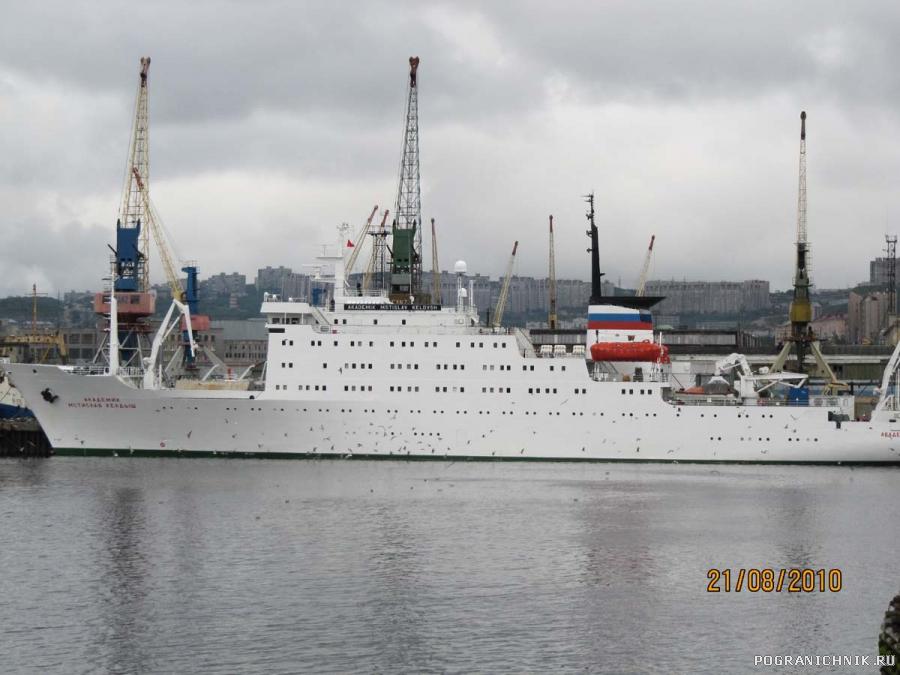 Мурманск 21 августа 2010г.