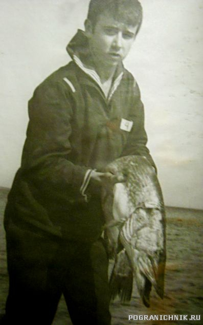 Рыбалка на ПТН-6