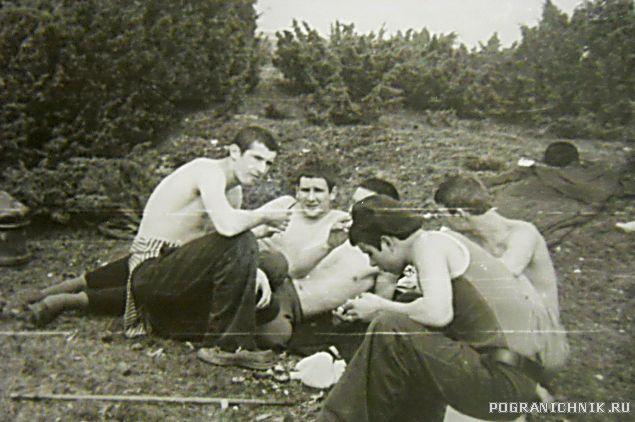 ПТН-6 весна 82года