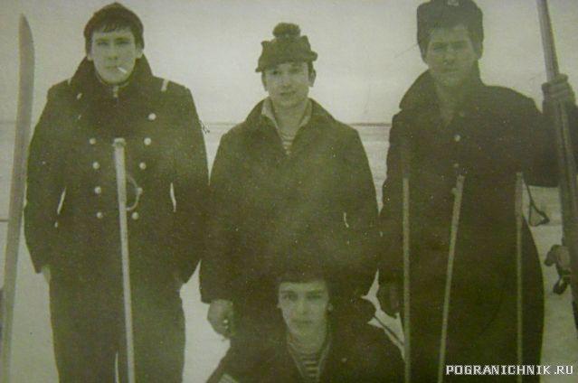 зима ПТН-6 1982г