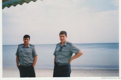 Одесский Пограничный Отряд
