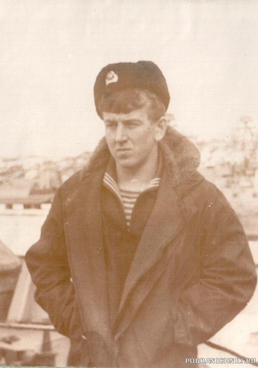 Мой ДРУГ- Корсаков 1983