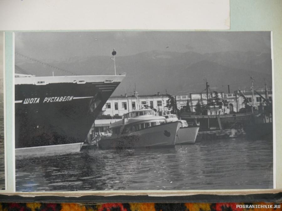 1970 г.Ялта. ПСКР-50 и ПСКА-530.