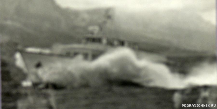 1960 г. ПСКР-50 на гос.испытаниях.