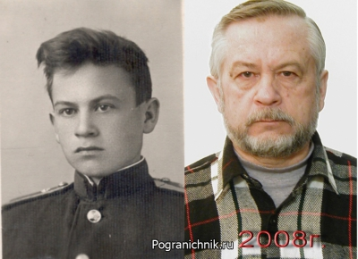 1958 год и 2008 год