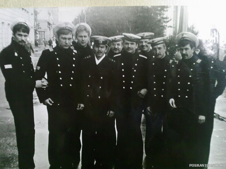 ПСКР Изумруд 1980г.
