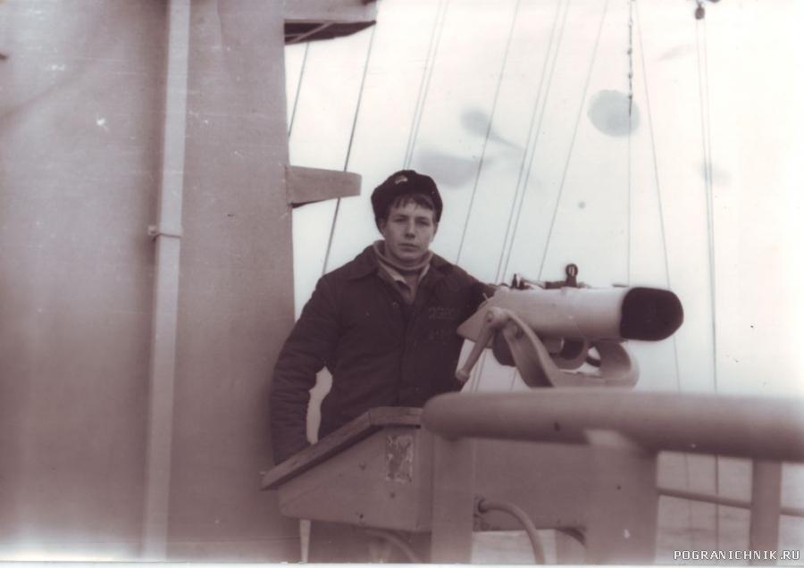 1980-1982 Измаил