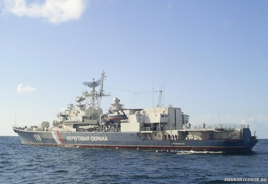 фото пограничников с корабля пскр дзержинский организация заезда машин