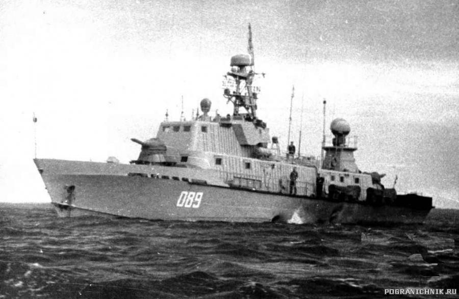 ПСКР 607 1984 г.