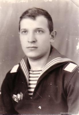 ПСКР-476 66-69 г.г. Кравцев А.Н.