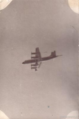 ПСКР-476 66-69 г.г. Небо Вьетнама