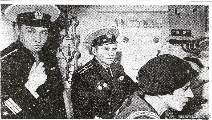 Семенов В. А. и Новиков Г. М.