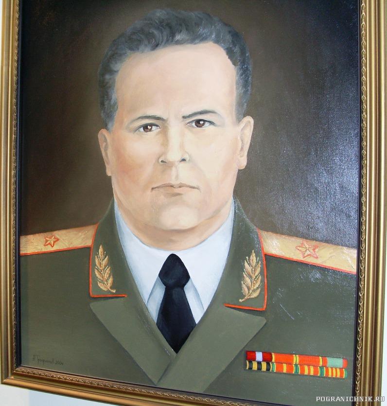 Начальники войск КСЗПО
