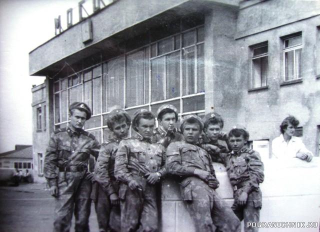 ВПБС Могоча 1985