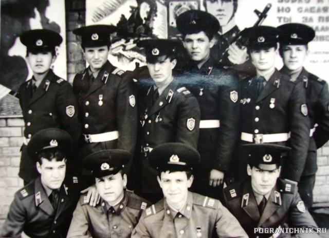 ВОРК 1983-1985