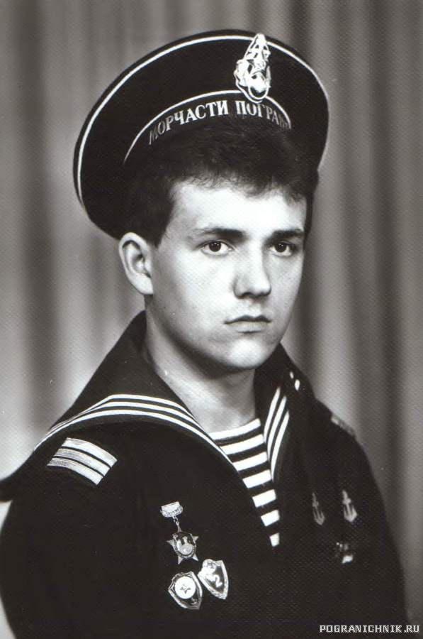 Чередниченко Витёк (БЧ-5)