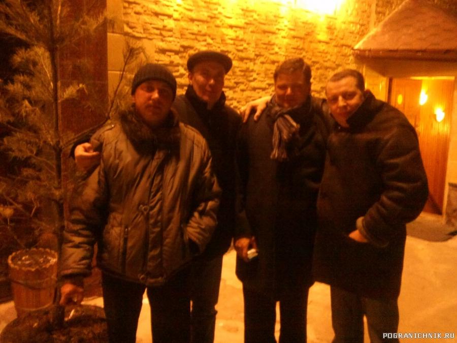 Встреча 27.03.11 в Москве