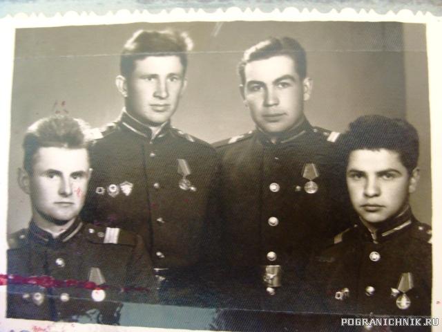 мой дядя. 1960-1963 года.