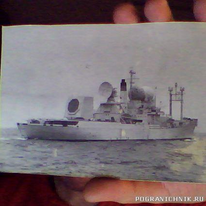 """ПСКР """"БРЕСТ""""87/89г.Вражеское судно."""