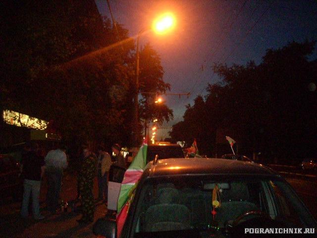 автопробег 2011, после БР