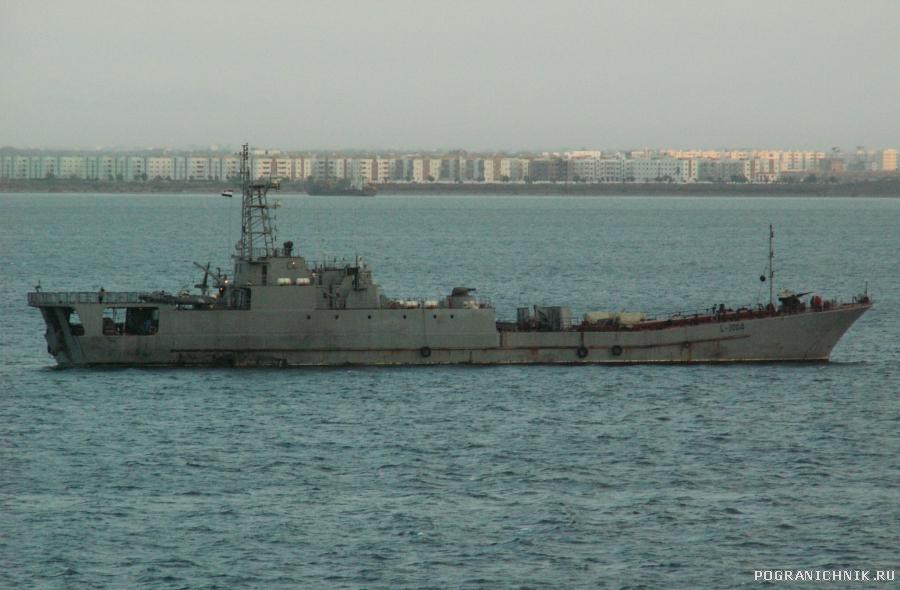 корабль ВМС Йемена