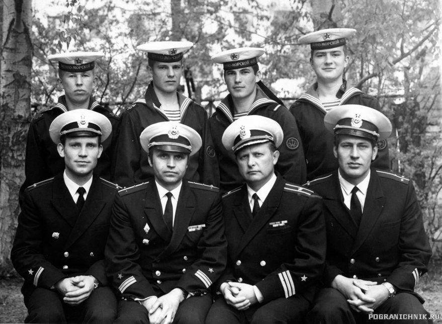 Первый экипаж: БЧ-1