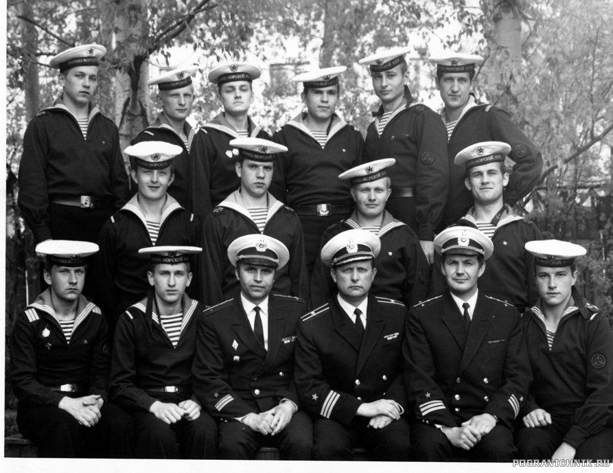 Первый экипаж: БЧ-5