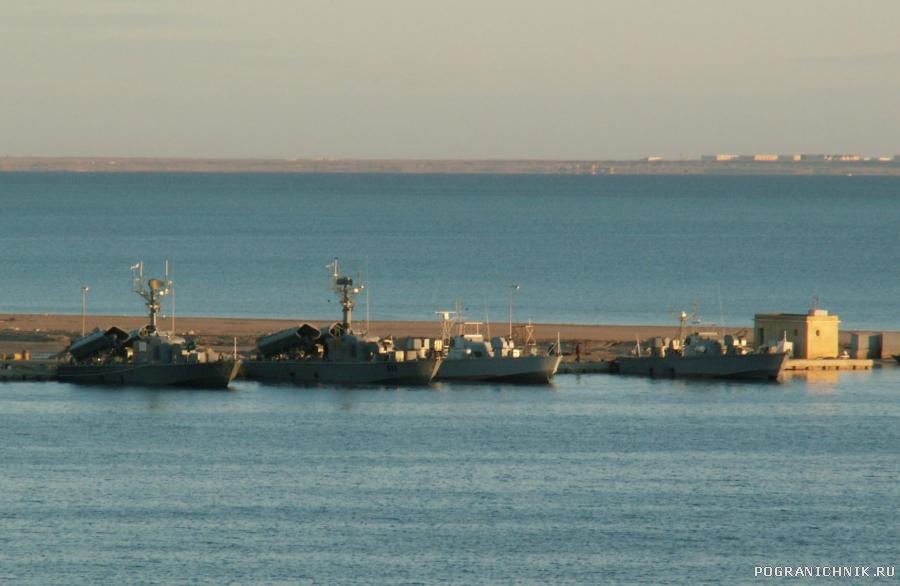 катера ВМС Египта
