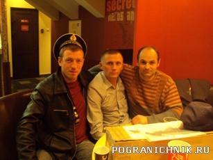 Передача подарка на Камчатку. Новосибирск 2011-10-11