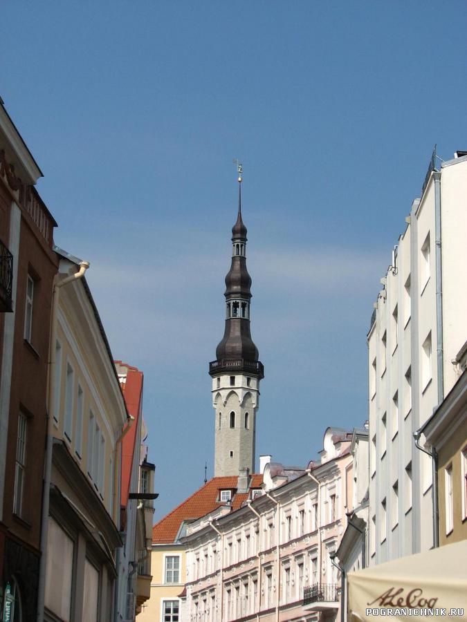 Виды Таллина 2010г.