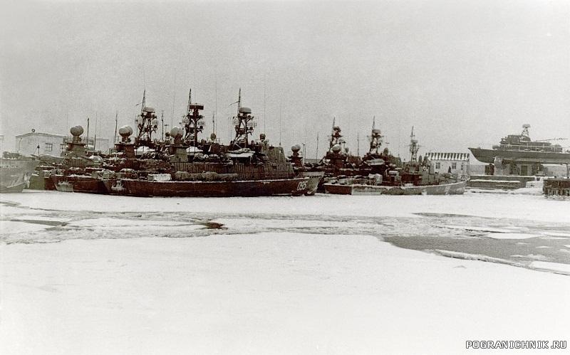 3-ОБСКР г. Таллин 1979г.