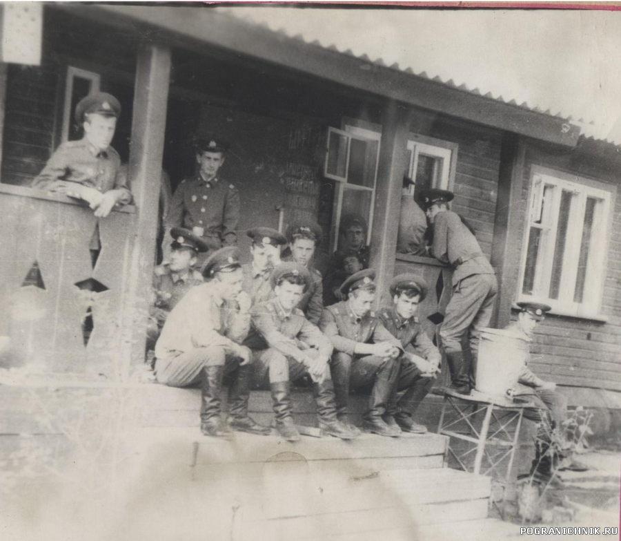 Посьет, ИСАПР, лето 1979