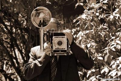 """Фотокамера """"Графлекс"""" США.1949 год."""