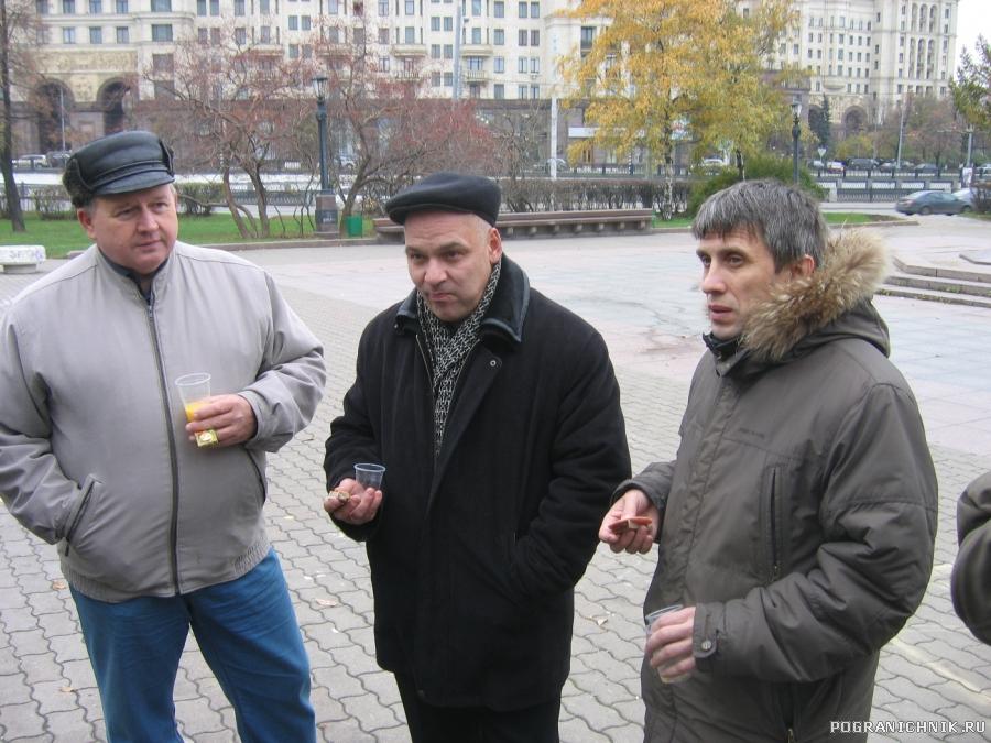 Порталу 8 лет. Встреча в Москве.