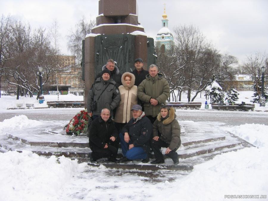 Встреча у памятника 24.12.2011
