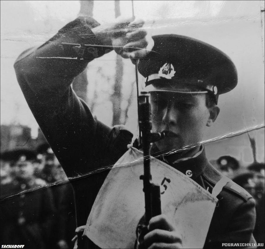 ШКОЛА ИНСТРУКТОРОВ,5 ЗАСТАВА,1986 ГОД,ОЛЕГ ГАРБАР