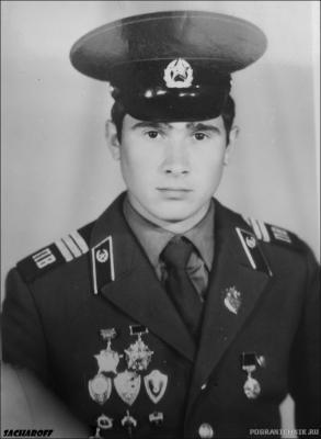 2416,С-Т СЕРЁГИН,5 ЗАСТАВА,3 ОТ-Е,1986 ГОД