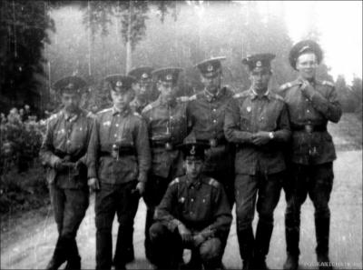 ШКОЛА ИНСТРУКТОРОВ,5 ЗАСТАВА,АВГУСТ 1986 ГОДА