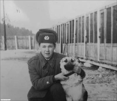 ШКОЛА ИНСТРУКТОРОВ,5 ЗАСТАВА,1986 ГОД,КАТАНАЕВ С НАЙДОЙ
