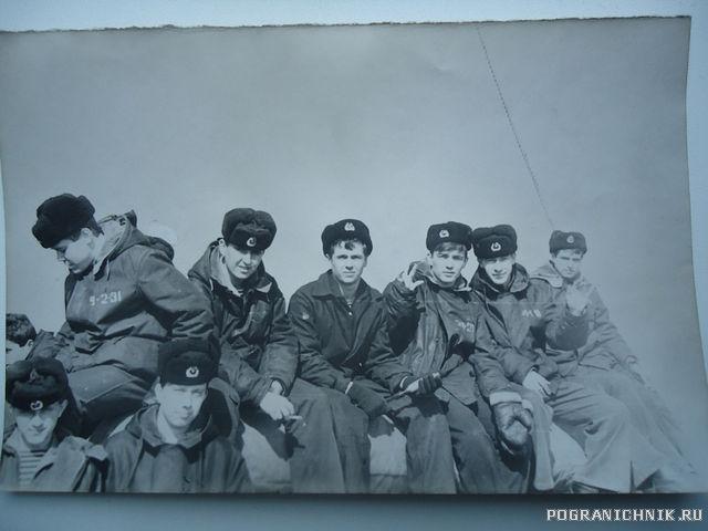 """ПСКР""""БРЕСТ""""-87/89г.г."""